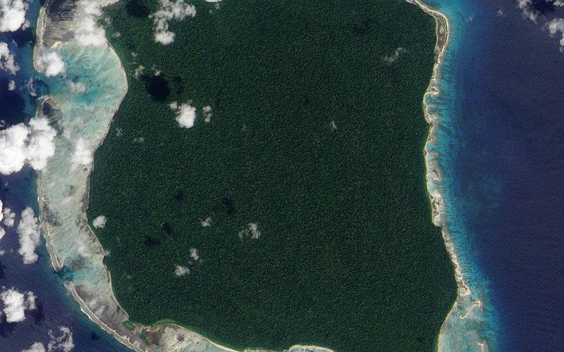 未接触民族の暮らす未開の島北センチネル島とは、調べてみた。