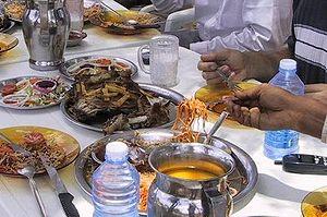 ソマリ料理